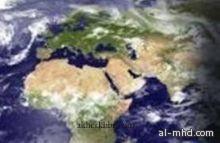 حالة الطقس المتوقعة اليوم الأثنين على معظم مناطق المملكه