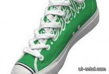 """جدة: حذاء رياضي مكتوب عليه """"لا إله إلا الله"""" يثير غضب المواطنين"""