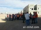 """200 موظف بمشروع لـ """"حرس الطائف"""" يمتنعون عن العمل"""