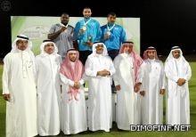 الأولى بدوري الجامعات السعودية