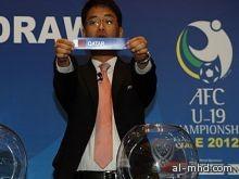 السعودية تواجه سوريا وأستراليا في كأس آسيا للشباب