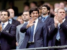 رئيس الإمارات يهنئ منصور بن زايد بإنجاز مان سيتي