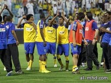 النصر السعودي يعود مجدداً إلى المناسبات الكبرى