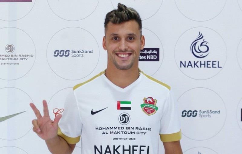 ليوناردو يبقى في الدوري الإماراتي