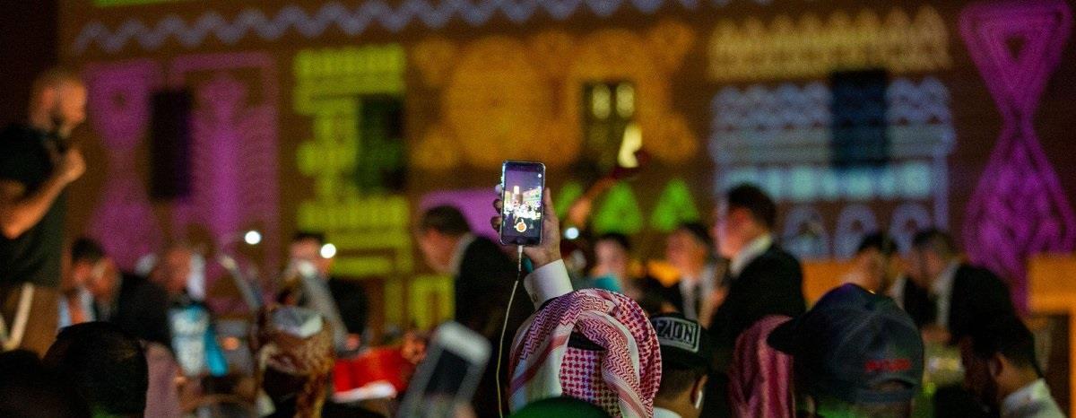 تركي آل الشيخ: 250 ألف زائر لموسم الرياض خلال 3 أيام ونسبة إشغال الفنادق وصلت إلى 98 %