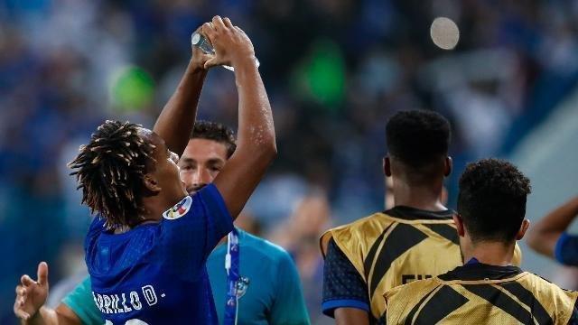 غياب هلالي عن قائمة أفضل لاعب آسيوي