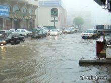 20 مليار ريال لخطة تصريف مياه الأمطار
