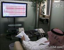 السوق السعودية تواصل تراجعها بنسبة 0.37 % بالمنتصف