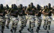 صرف علاوة الميدان ومكافحة الإرهاب ضمن مكافأة الخدمة للعسكريين