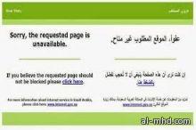 وزارة الاعلام تعلن حجب 41 صحيفة الكترونية تعمل بدون ترخيص
