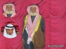 الشيخ نايض بن دويلان السناح يحتفل بزواج نادر