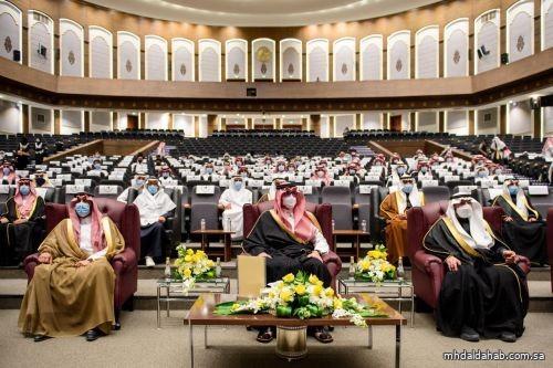 نيابة عن أمير المنطقة سمو نائب الأمير يرعى الحفل الختامي لبرنامج سفراء الوسطية5