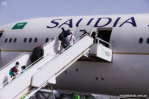 """""""الخطوط السعودية"""": نستخدم محركات مختلفة عن طائرة دنفر.. ونقوم بتحديث أسطولنا كل 5 سنوات"""
