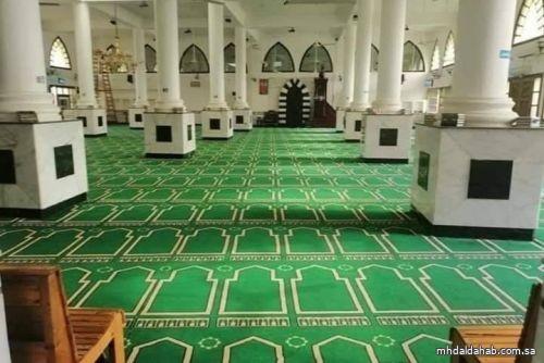 """""""الشؤون الإسلامية"""" تغلق 6 مساجد مؤقتاً في 4 مناطق بعد ثبوت حالات كورونا بين المصلين"""