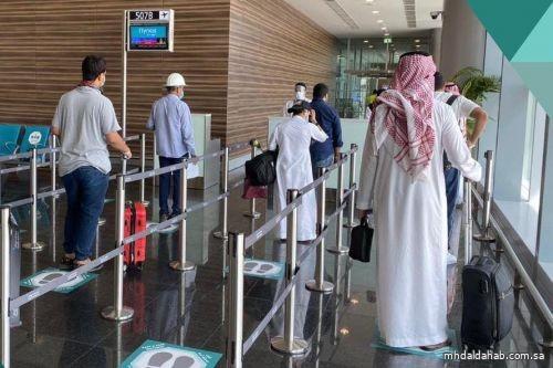 """""""الجوازات"""": السماح للمواطنات والمواطنين المتزوجين غير سعوديين بالسفر عبر المنافذ مباشرة"""