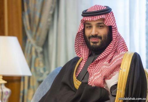 ولي العهد يتلقى برقية تهنئة من أمير الكويت بنجاح عمليته الجراحية