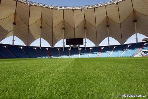 بدء تطوير 6 ملاعب دعماً لملف استضافة البطولة الآسيوية 2027