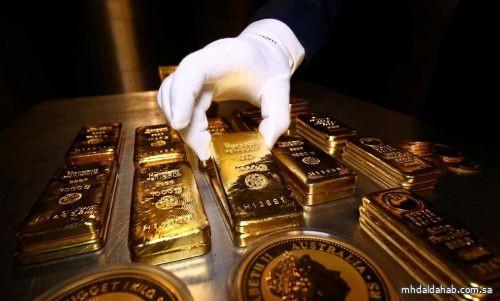 الذهب يصعد مع نزول عائدات السندات الأمريكية قبل اجتماع للاتحادي