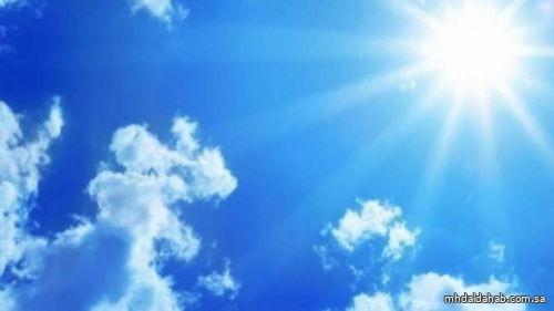 طقس الخميس: يستمر ارتفاع درجات الحرارة على غرب ووسط وشرق المملكة