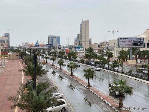 """""""الحصيني"""": أمطار متوقعة خلال الـ36 ساعة القادمة على هذه المناطق مع ارتفاع تدريجي في درجة الحرارة"""