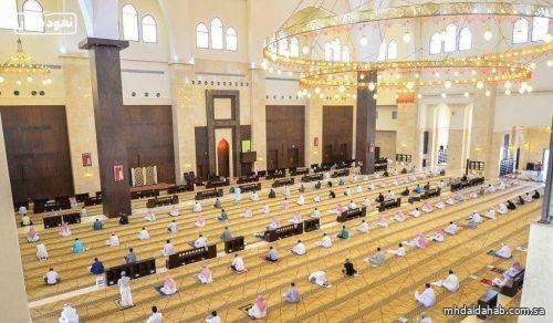 """""""الشؤون الإسلامية"""" توجه بالتوسع في إقامة صلاة العيد بالمساجد والجوامع"""