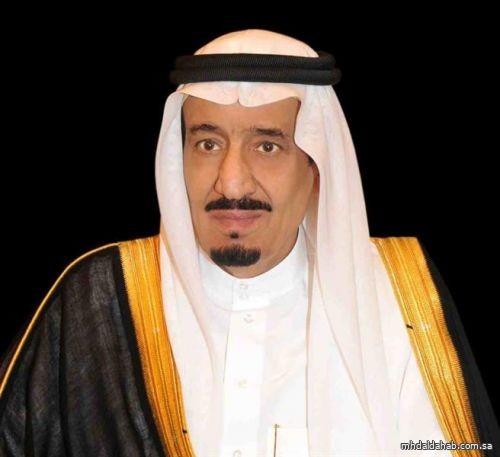 خادم الحرمين الشريفين يتلقى اتصالاً هاتفياً من رئيس الوزراء العراقي