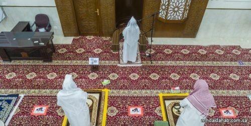 إغلاق مسجدين في الحدود الشمالية بعد ثبوت إصابتي كورونا