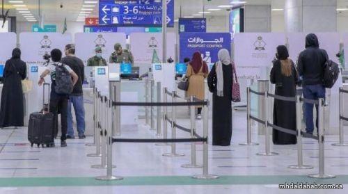 """""""الزكاة والضريبة والجمارك"""" تُلزم المسافرين القادمين للمملكة بالإقرار الإلكتروني عند إحضار أكثر من 25 سيجارًا"""