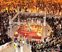 """700 ألف زائر وزائرة لـ""""ربيع الرياض"""" خلال 10 أيام"""