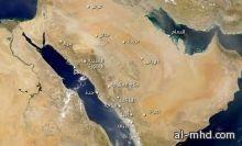 حالة الطقس المتوقعة اليوم الأربعاء على معظم مناطق المملكة