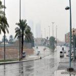 طقس السبت: أمطار رعدية مصحوبة برياح نشطة وزخات من البرد على بعض مناطق المملكة
