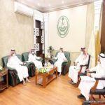 محافظ المهد يعقد اجتماعاً مع مديري الإدارات الحكومية الخدمية