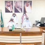 محافظ المهد يدشن احدى مبادرات فرع وزارة الموارد البشرية والتنمية الإجتماعية