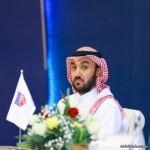 عبدالعزيز بن تركي الفيصل رئيساً للاتحاد العربي لكرة القدم