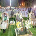 """""""المورقي"""" يرعى احتفالات محافظة المهد بمناسبة اليوم الوطني الـ ٩١ للملكة"""